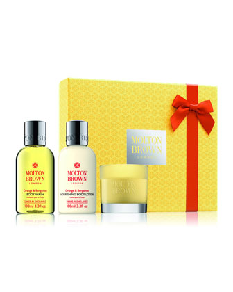 Orange & Bergamot Limited Edition Indulge Collection