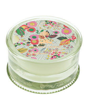 Wildflower & Fern Luminary, 7 oz.