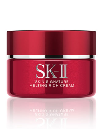 Skin Signature Melting Rich Cream, 1.7 oz.
