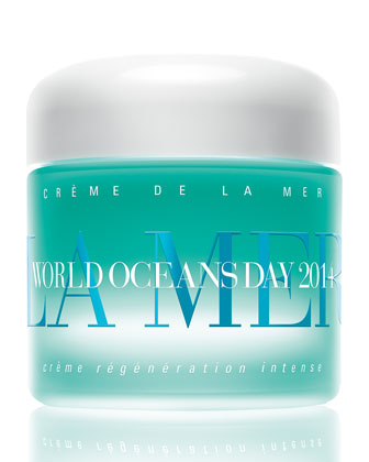 Limited Edition World Oceans Day Cr??me de La Mer, 3.4 oz.