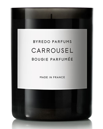 Carrousel Bougie Parfumée Scented Candle, 240g