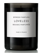 Loveless Bougie Parfumée Scented Candle, 240g