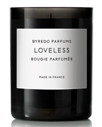 Loveless Bougie Parfum??e Scented Candle, 240g