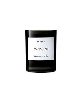 Vanquish Bougie Parfumee Scented Candle, 240g