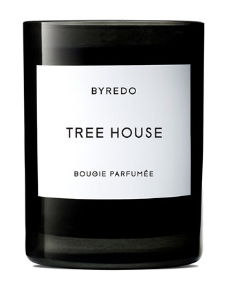 Tree House Bougie Parfum�e Scented Candle
