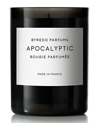 Apocalyptic Bougie Parfum??e Scented Candle, 240g
