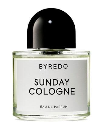 Sunday Cologne Eau de Parfum, 100 mL