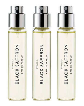 Black Saffron Eau de Parfum, 12 mL each