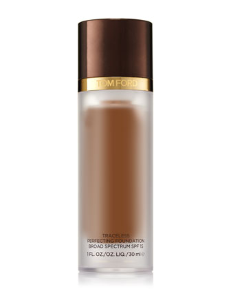 Traceless Perfecting Cream Foundation Broad Spectrum SPF 15, Chestnut