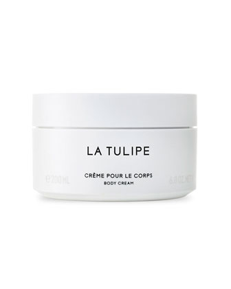 La Tulipe Cr??me Pour Le Corps Body Cream, 200 mL