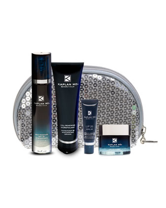 Limited Edition Exfoliate & Protect, 5-Piece Set