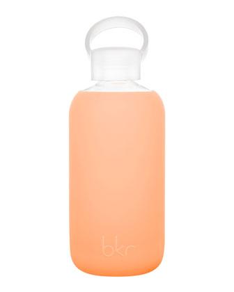 Glass Water Bottle, Mimosa, 500 mL