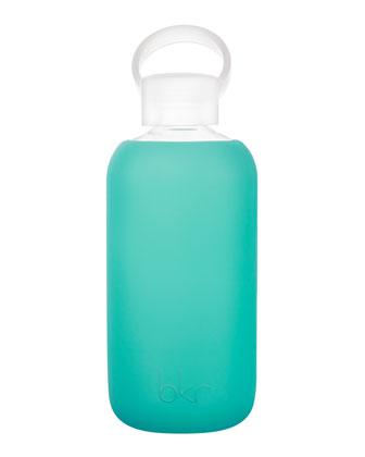 Glass Water Bottle, Dive, 500 mL