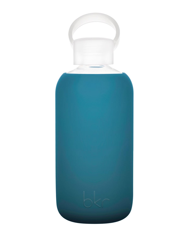 Glass Water Bottle, Deep, 500 mL   bkr