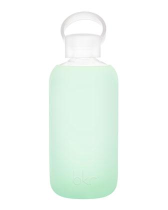 Glass Water Bottle, Chip, 500 mL