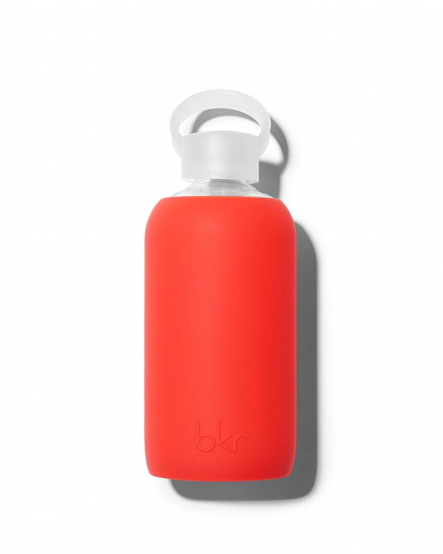 Glass Water Bottle, Rocket, 500 mL   bkr