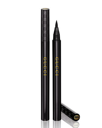 Gucci Power Liquid Liner, Iconic Black, 0.5 mL