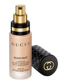Gucci Lustrous Glow Foundation SPF 25, 30 mL