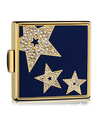 Limited Edition Shining Stars Powder Compact