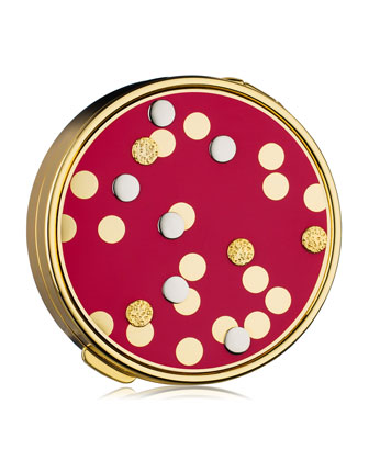 Limited Edition Shimmering Confetti Powder Compact