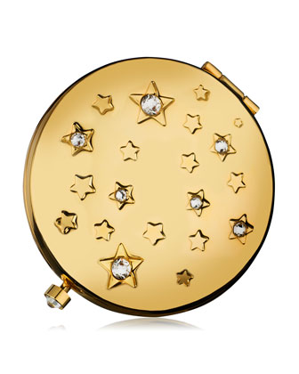 Limited Edition Glittering Stars Powder Compact