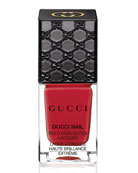 Gucci Bold High-Gloss Lacquer, Iconic Red 10 mL