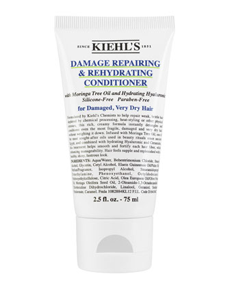 Damage Repairing & Rehydrating Conditioner for Damaged, Very Dry Hair, 2.5 ...