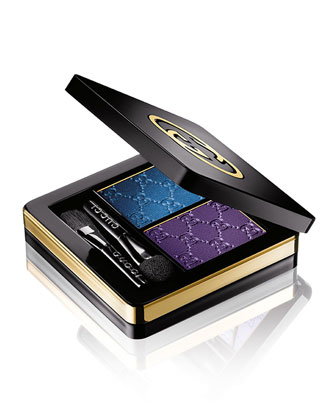 Gucci Magnetic Color Shadow Duo, Peacock, 2.6g