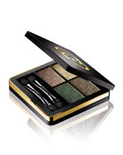 Gucci Magnetic Color Shadow Quad, Serpentine Envy, 5g