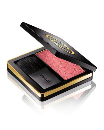 Gucci Sheer Blushing Powder, Coral Flower, 4.25g