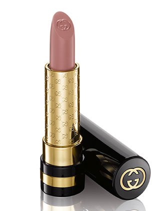 Gucci Luxurious Moisture-Rich Lipstick, Ethereal, 3.5g