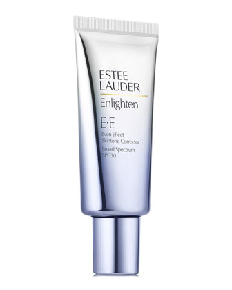 Enlighten EE Even Effect Skintone Corrector Cream SPF 30, 1 oz.