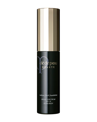 Radiant Fluid Foundation, 30 mL