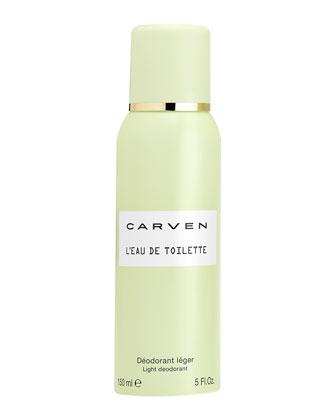 L'Eau de Toilette Deodorant, 150 mL