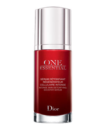 One Essential Intense Skin Detoxifying Booster Serum, 30 mL