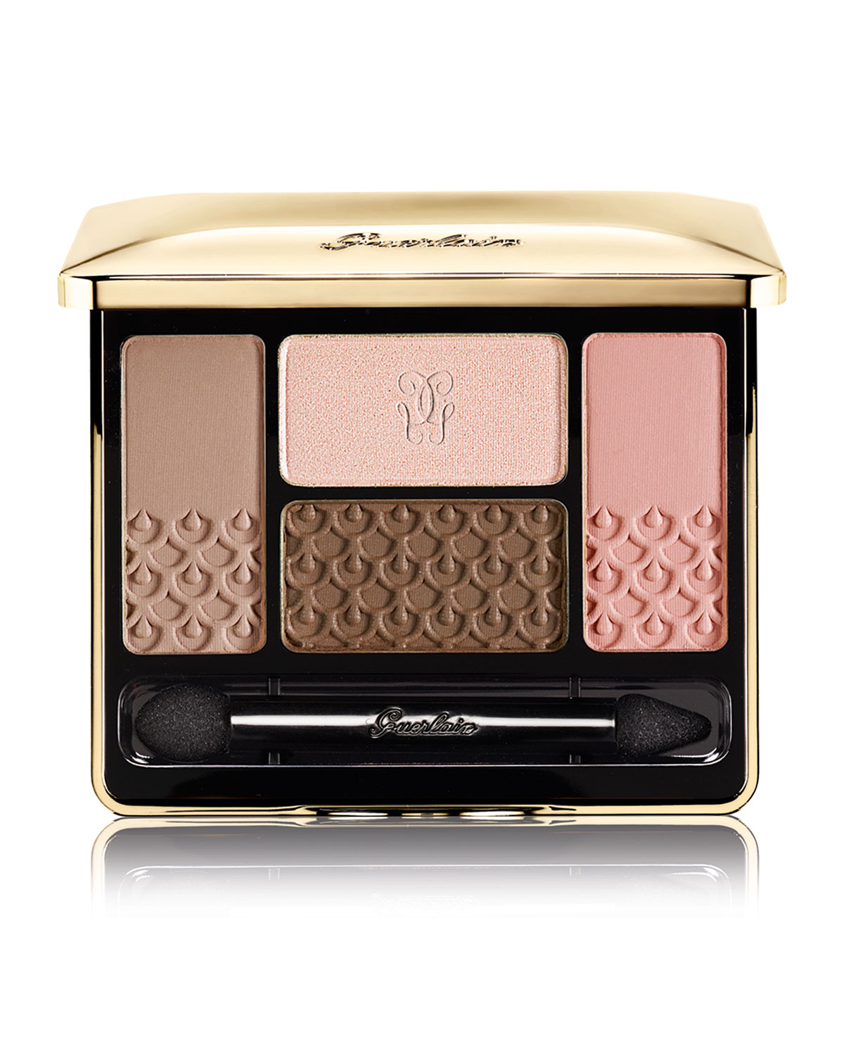 Four Shade Eyeshadow Palette, No. 15 Les Sables - Guerlain