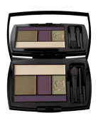 Limited Edition Color Design 5 Pan Eyeshadow Palette, Olive Amour