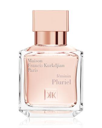 f??minin Pluriel Eau de parfum, 2.4 oz.