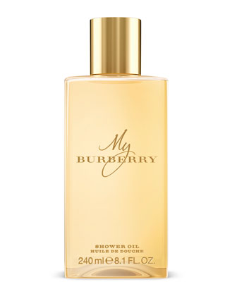 My Burberry Shower Oil, 240 mL
