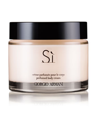 Si Perfumed Body Cream, 200 mL