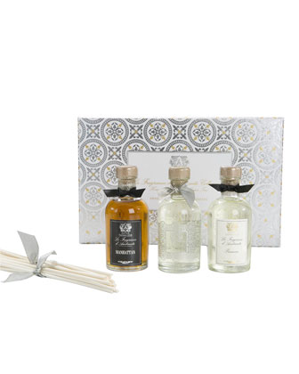 Collection of 3 Holiday, Prosecco and Manhattan Diffusers, 100 mL