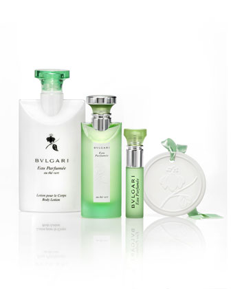 Eau Parfum??e au th?? vert Ceramic Set