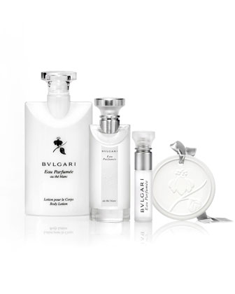 Eau Parfum??e au th?? blanc Ceramic Set