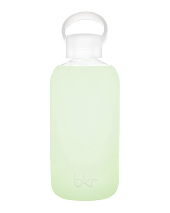 Glass Water Bottle, Detox, 500 mL