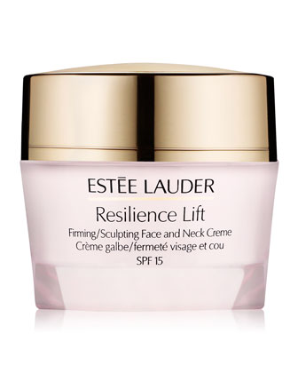 Resilience Lift Firming/Sculpting Face and Neck Crème SPF 15, 1.7 oz. ...