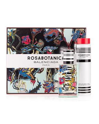 Rosabotanica Holiday Set