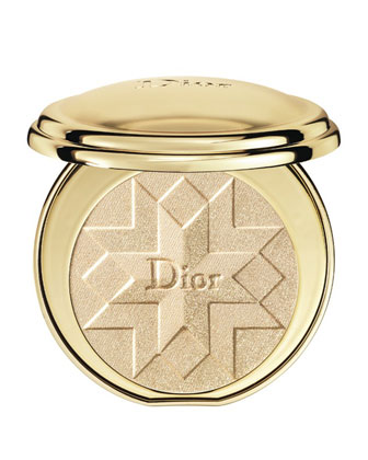 Diorific Shimmer Compact Gold Shock