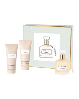 Carven Fall 2014 Gift Set