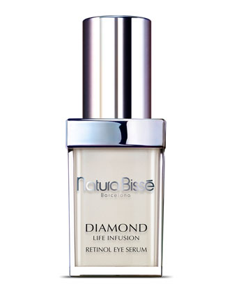 Diamond Life Infusion Retinol Eye Serum, 0.5 oz.