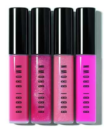 LIMITED EDITION Pretty Pink Ribbon Lip Gloss Collection